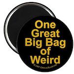 Bag of Weird Magnet