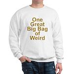Bag of Weird Sweatshirt