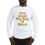 Bag of Weird Long Sleeve T-Shirt