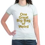 Bag of Weird Jr. Ringer T-Shirt