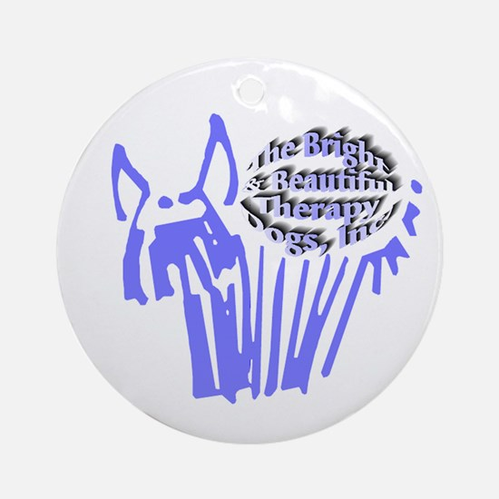 The Best Therapy, Ornament (Round)
