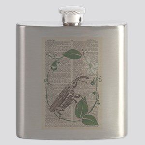 Entomologic Pepper Weevil Flask