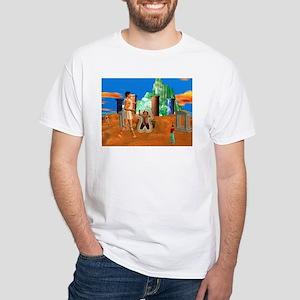 Nightmare White T-Shirt