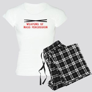Weapons Mass Percussion Pajamas