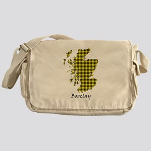 Map - Barclay dress Messenger Bag