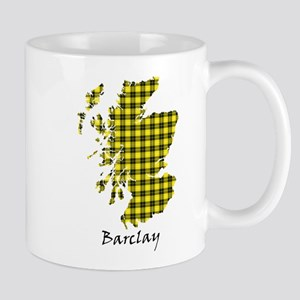 Map - Barclay dress Mug