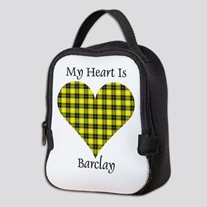Heart - Barclay dress Neoprene Lunch Bag