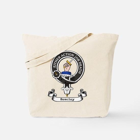Badge - Barclay Tote Bag