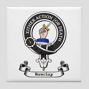 Badge - Barclay Tile Coaster
