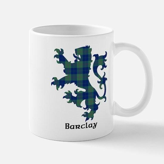 Lion - Barclay Mug