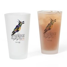 Laughing Crow IPA Drinking Glass