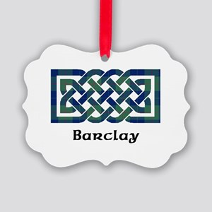 Knot - Barclay Picture Ornament