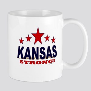Kansas Strong! 11 oz Ceramic Mug