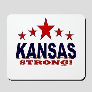 Kansas Strong! Mousepad
