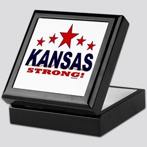 Kansas Strong! Keepsake Box