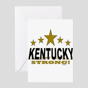 Kentucky Strong! Greeting Card