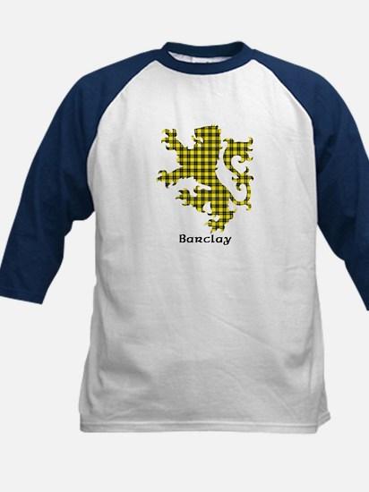 Lion - Barclay dress Kids Baseball Jersey