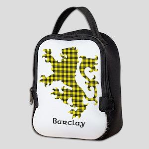 Lion - Barclay dress Neoprene Lunch Bag