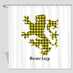 Lion - Barclay dress Shower Curtain