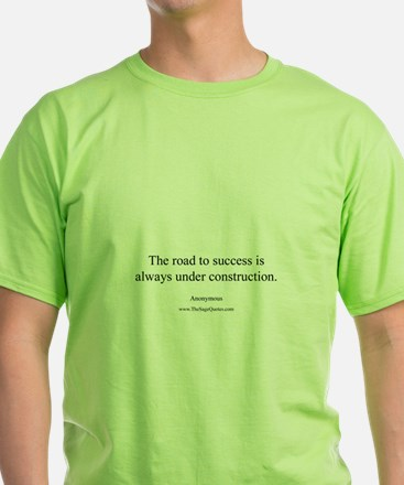 Road to Success T-Shirt
