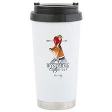 Crafty Cider Stainless Steel Travel Mug