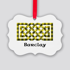 Knot - Barclay dress Picture Ornament