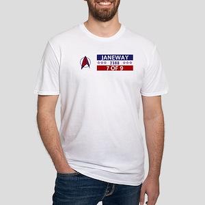 Star Trek - Janeway/7 2380 T-Shirt