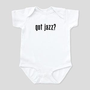 got jazz? Infant Bodysuit