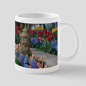 garden gnome Mug