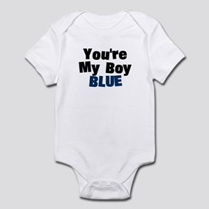 Your My Boy Blue Infant Creeper
