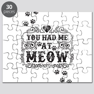 You Had Me At Meow Puzzle
