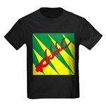 Outlands War Ensign Kids Dark T-Shirt