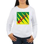Outlands War Ensign Women's Long Sleeve T-Shirt