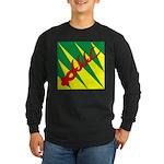 Outlands War Ensign Long Sleeve Dark T-Shirt
