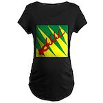 Outlands War Ensign Maternity Dark T-Shirt