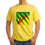 Outlands War Ensign Yellow T-Shirt