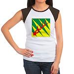 Outlands War Ensign Women's Cap Sleeve T-Shirt