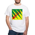 Outlands War Ensign White T-Shirt