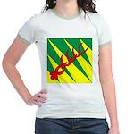 Outlands War Ensign Jr. Ringer T-Shirt