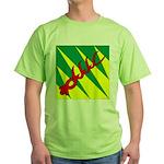 Outlands War Ensign Green T-Shirt