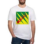 Outlands War Ensign Fitted T-Shirt