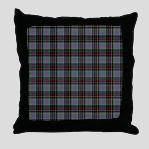 Tartan - Brodie hunting Throw Pillow