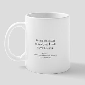 Place to Stand Mug