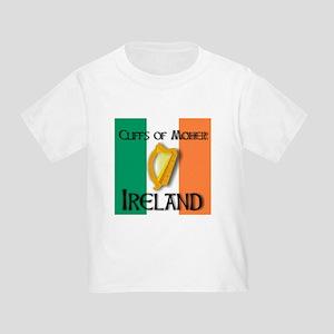 Cliffs of Moher Ireland Toddler T-Shirt