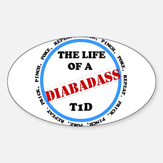 Life of a Diabadass Decal