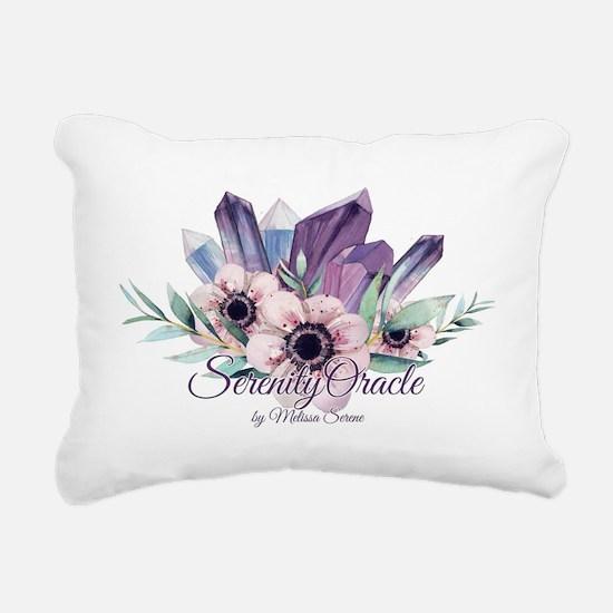 Unique Oracle Rectangular Canvas Pillow