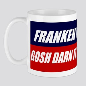 AL FRANKEN SHIRT SNL PEOPLE L Mug