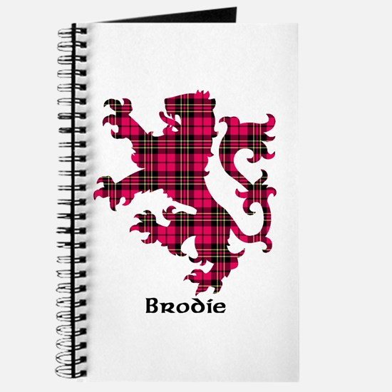 Lion - Brodie Journal