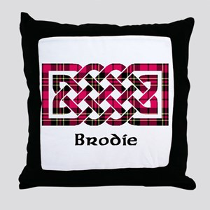 Knot - Brodie Throw Pillow