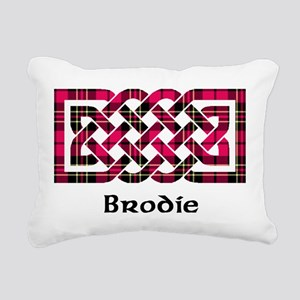 Knot - Brodie Rectangular Canvas Pillow